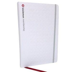 NWT Lululemon Membership Notebook